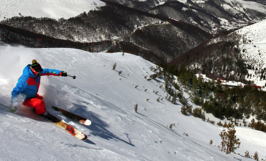 Kosova: An emerging European skiing destination