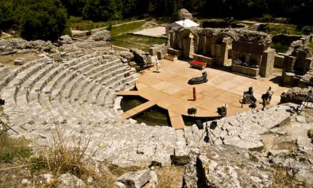 Xinhuanet.com: Albania's cultural heritage sites attracting more foreign tourists