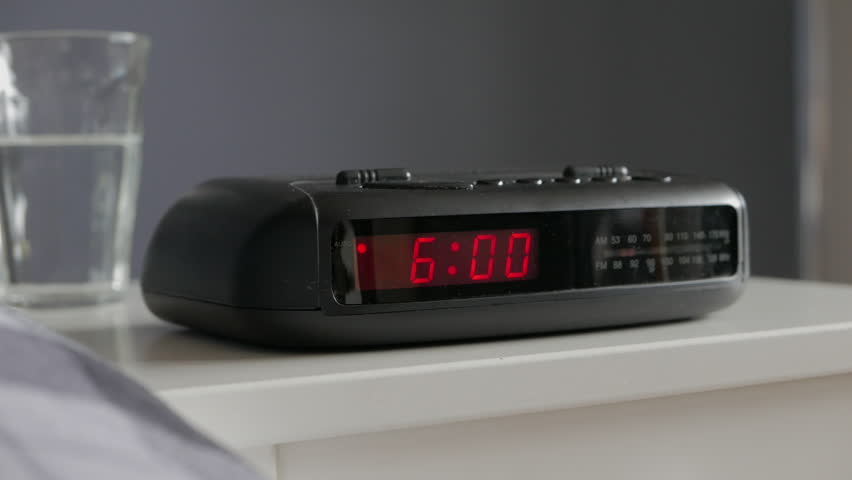 European bedside clocks had slowed down by up to six minutes since mid-January, because of Kosovo power failures