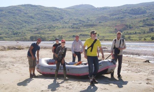 Spiegel: Exploring One of Europe's Last Wild Rivers