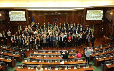 Diaspora foli në Kuvendin e Kosovës dhe prezantuan pesë kërkesat kryesore për legjislativin kosovar