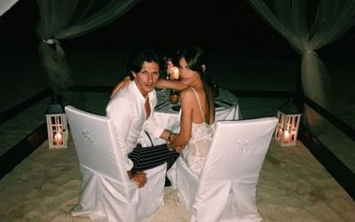 The Albanian beauty, Misse Beqiri, confirms she's engaged to ex-TOWIE hunk Jake Hall