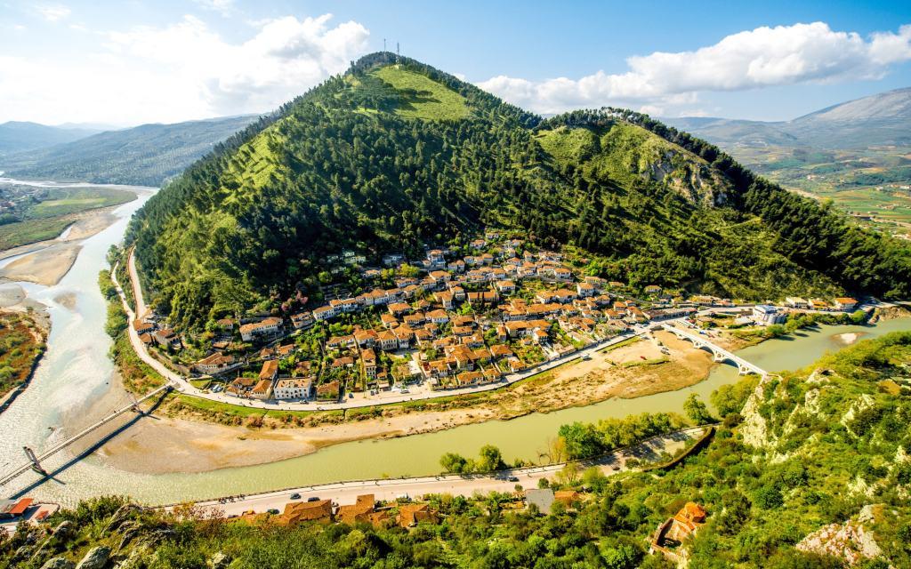 Berat, Albania (CREDIT: ISTOCK)