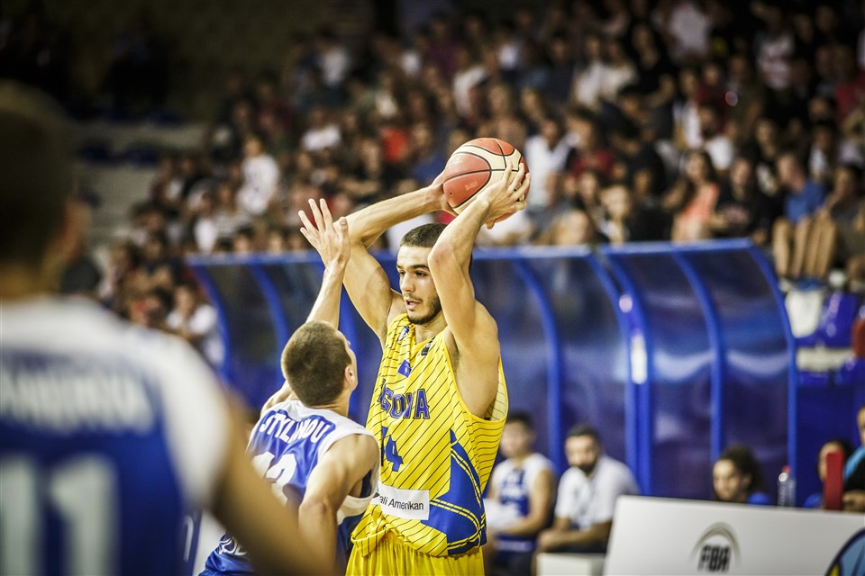 Rron Ukaj was named the MVP of the tournament after making history for Kosovo