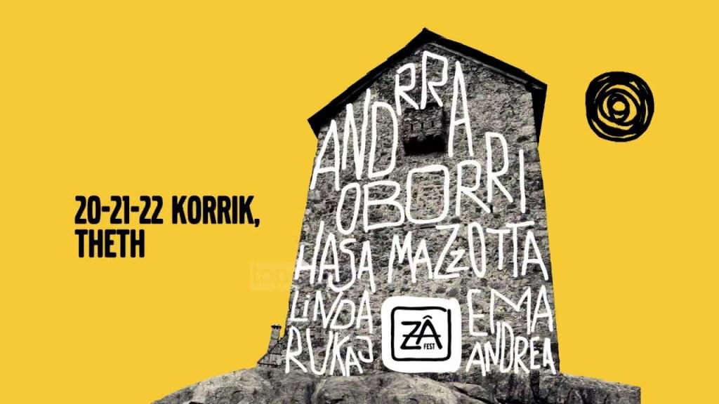 "Za Fest"" in Theth, Albania, 20-22 July 2018"
