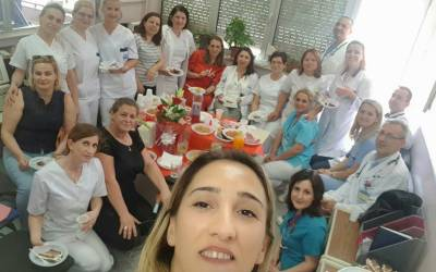 Hospital trust in England explore the possibility to recruiting nurses from Kosovo