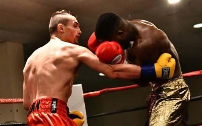 Fightnews.com: 'Sexy Albanian' Wins Main Event in Maryland, USA