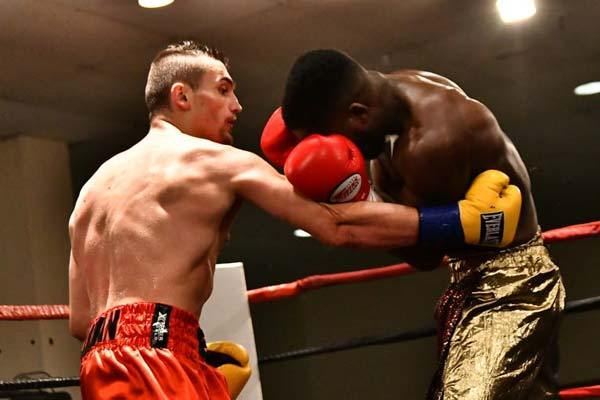 Fightnews.com: 'Sexy Albanian' Wins Main Event in Maryland, USA