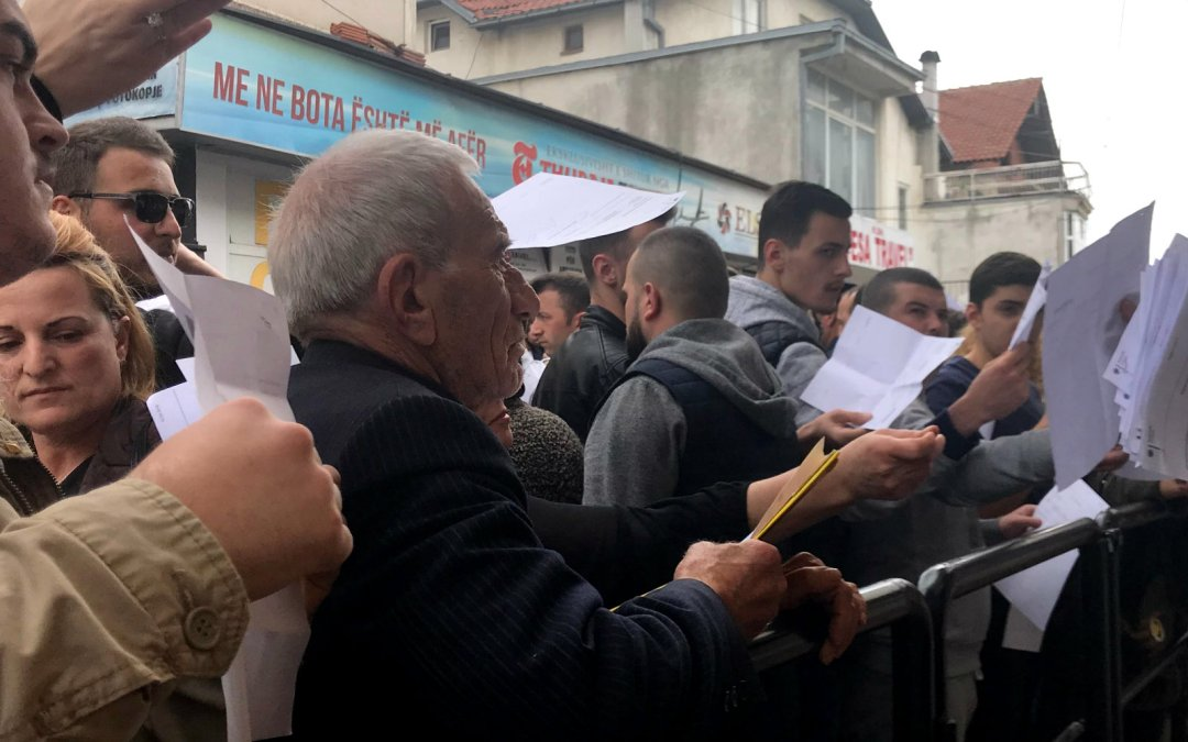 No visa liberalisation for Kosovo, Albanians feel ghettoized by the EU more than ever
