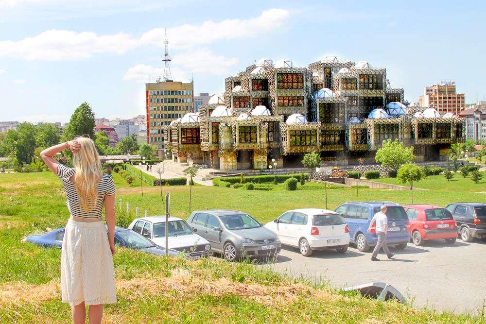 Why not visit Prishtina, the capital city of Kosovo instead of Athens?