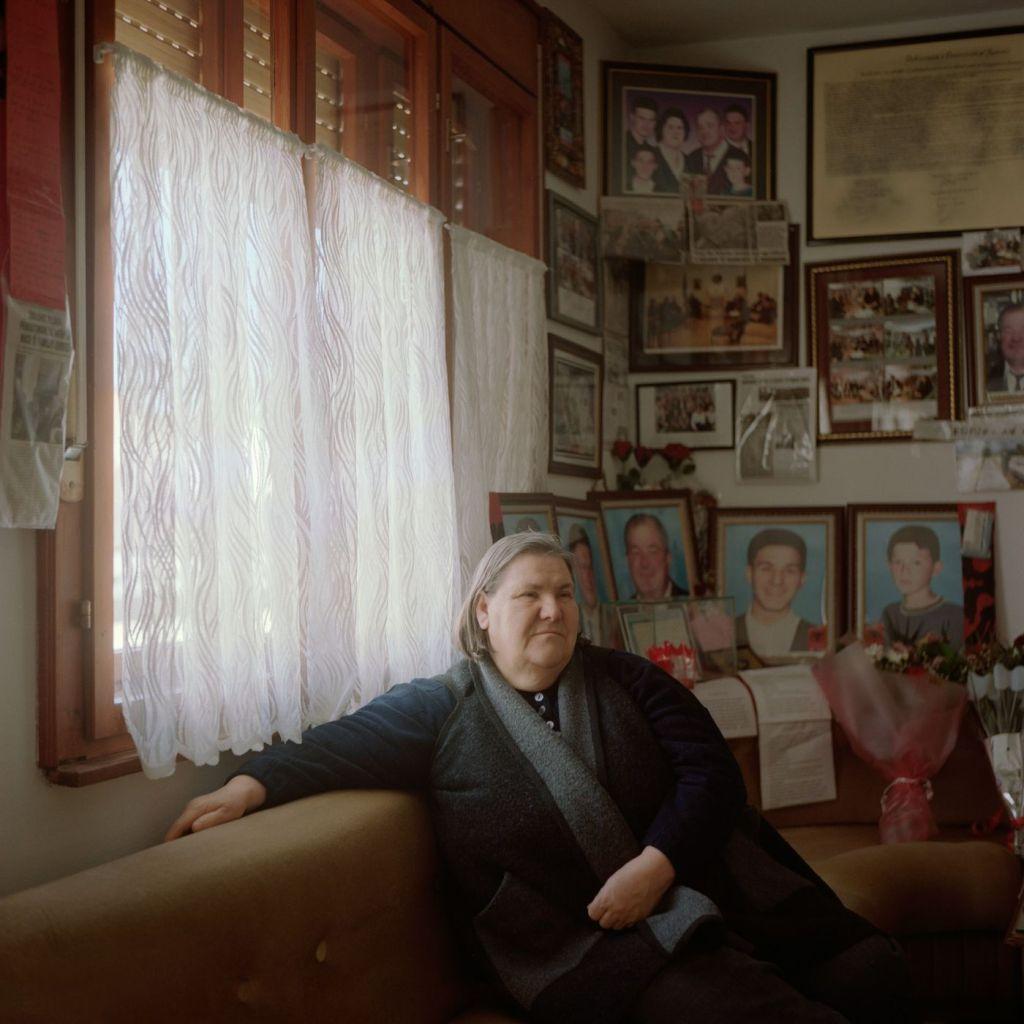Ferdonije Qerkezi Photographer: Tori Ferenc/Bloomberg