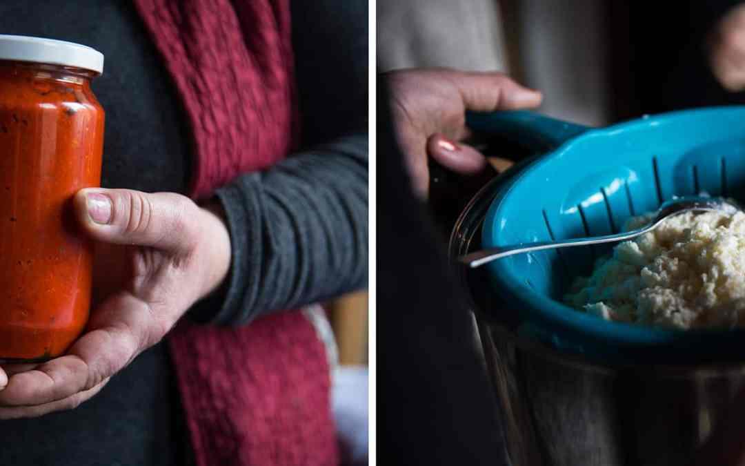 Homemade food shop helps Kosovo war-rape survivors earn income and heal