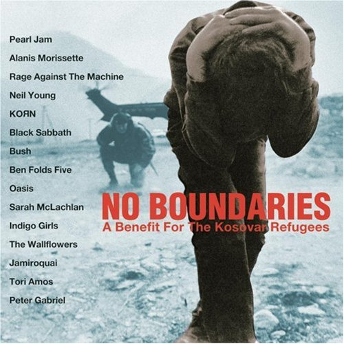 No Boundaries: A Benefit for the Kosovar Refugees album cover