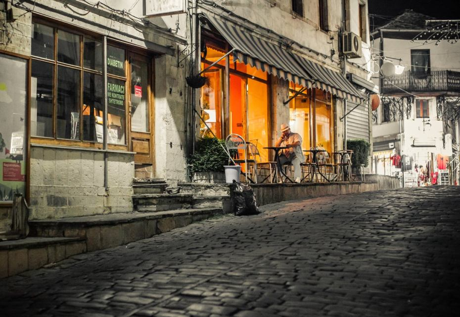 Gjirokaster: The picturesque Old Town is an Unesco World Heritage site