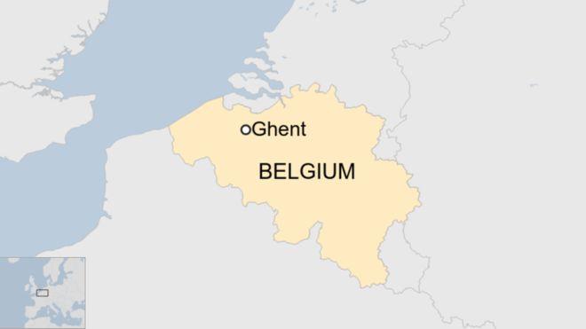 Qyteti Ghent, Belgjike