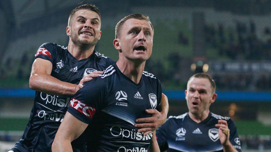 Besart Berisha, Melbourne Victory