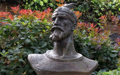 Today is the anniversary of Skanderbeg's death