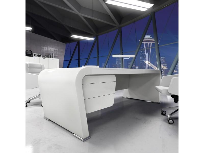 Design Schreibtisch Wei Design Schreibtisch Bullet In