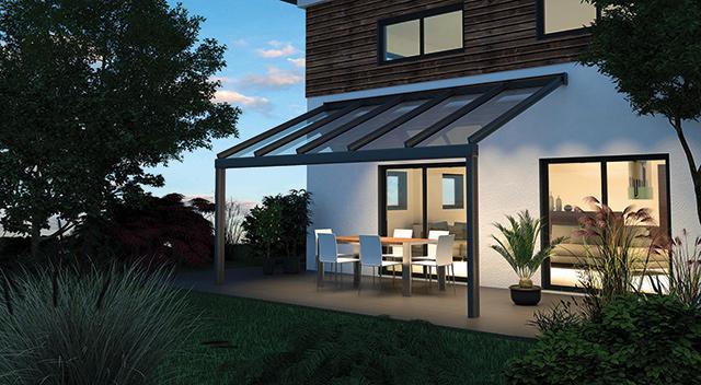Glass Terrace Roofs Glass Verandas Glass Pergola