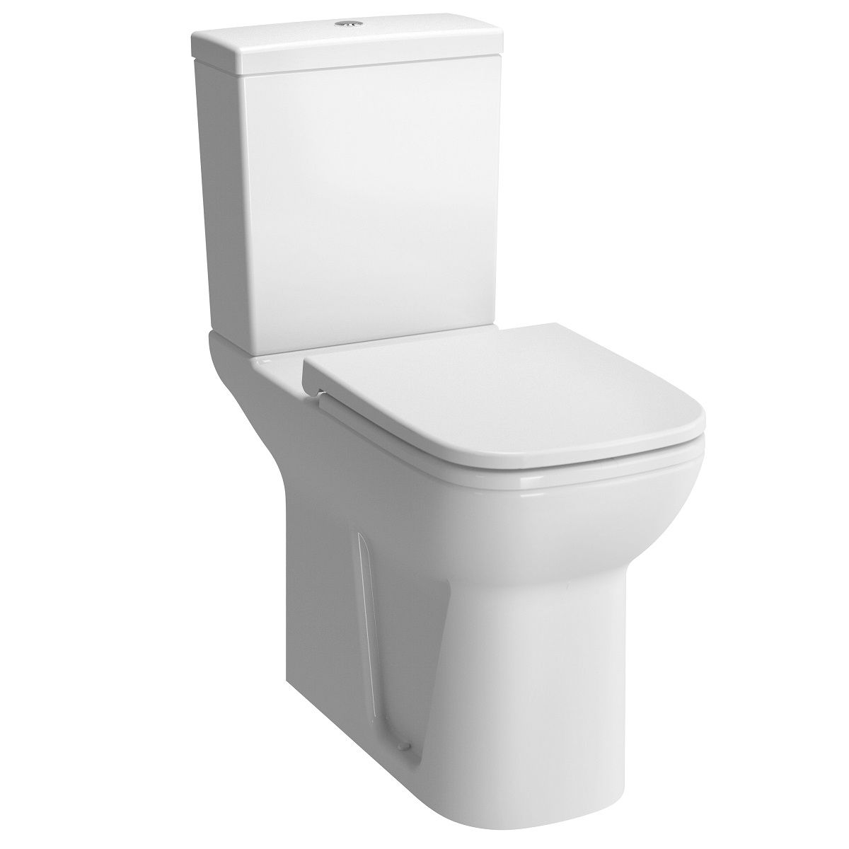 Vitra S20 Close Coupled Comfort Height Wc Uk Bathrooms