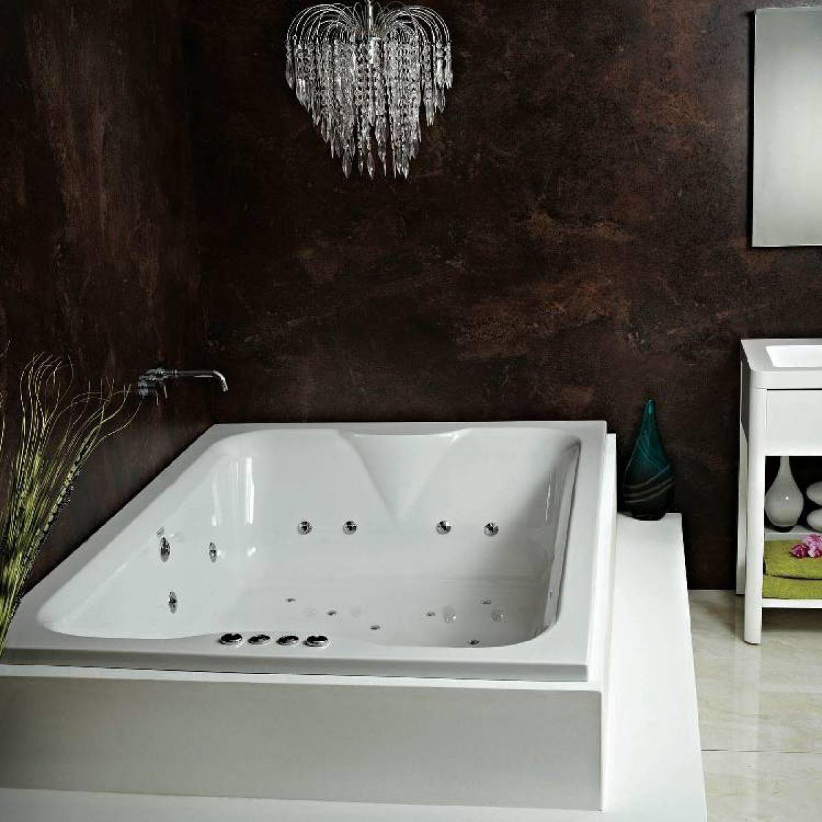 Whirlpool Baths Standard Widths Amp Extra Wide UK Bathrooms