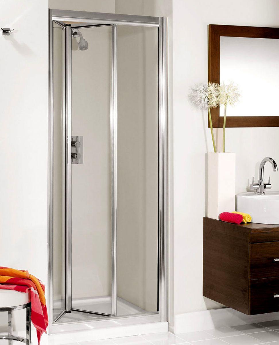 Crosswater Simpsons Supreme Bi Fold Shower Door