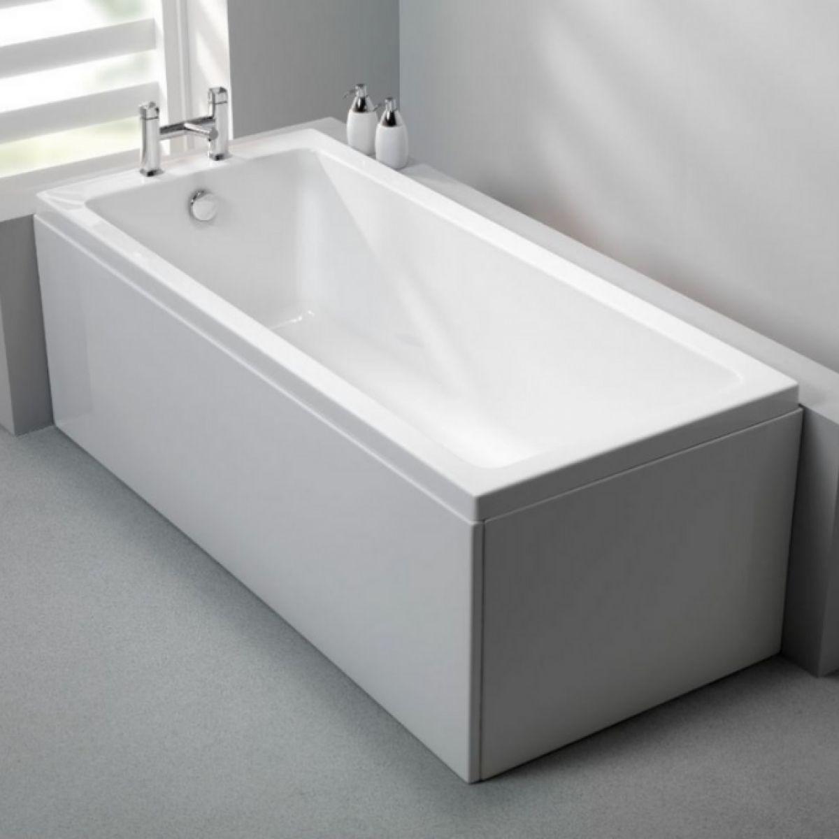 Carron Quantum Single Ended Bath UK Bathrooms