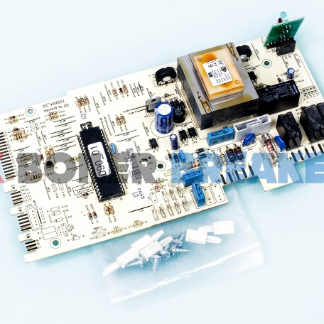 Ideal Printed Circuit Board 173890 GC- 47-348-35