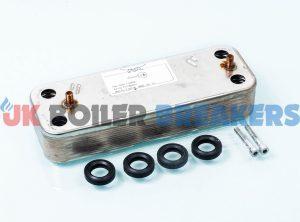 Baxi Heat Exchanger DHW 720776401 GC- 47-077-25