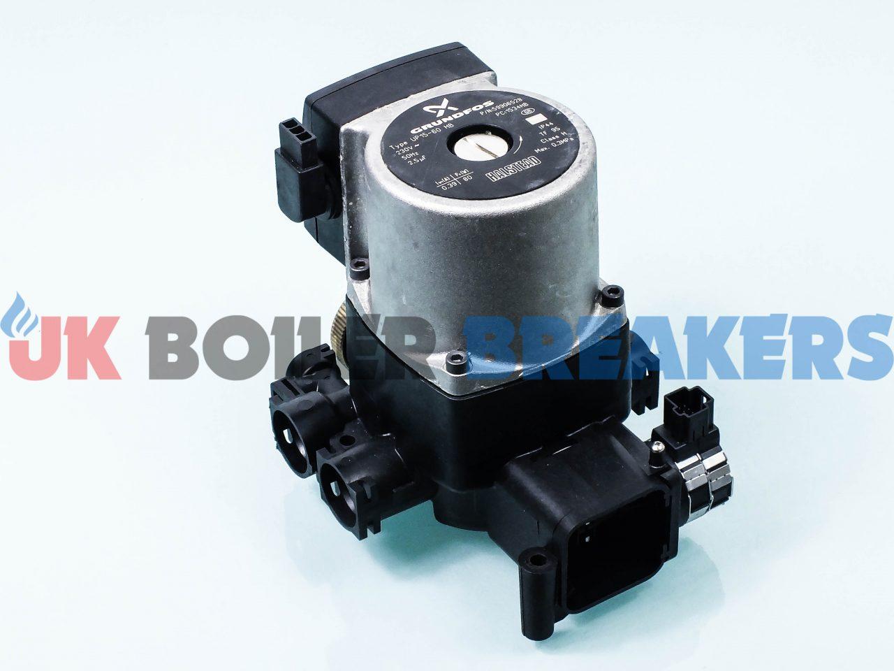 Halstead Hydroblock Pump Assembly 500650 1