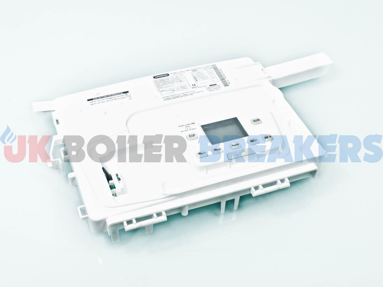Potterton Control Box with PCB 720878202 GC- 47-393-57