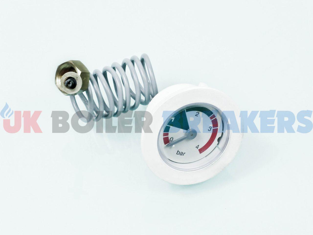 Potterton Pressure Gauge 720787201 GC- 47-393-57