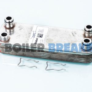 Vaillant Heat Exchanger DHW 065088 GC- 47-044-09