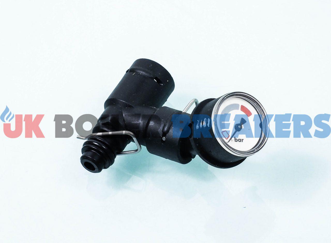 Vaillant Pressure Gauge 0020144606 GC- 47-044-66