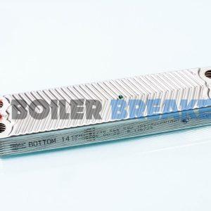 Worcester Heat Exchanger DHW 87161066850 GC- 47-311-87