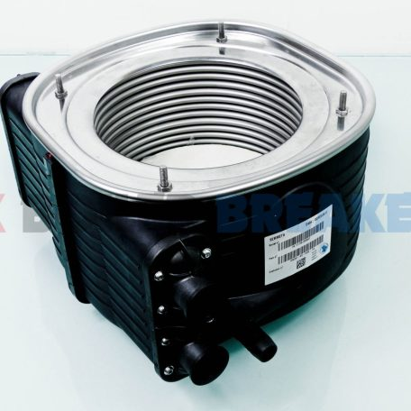 vaillant 103411 heat exchanger (no piping)