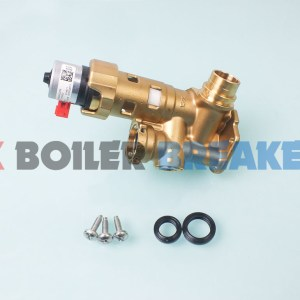 vaillant 0020132683 diverter valve brass