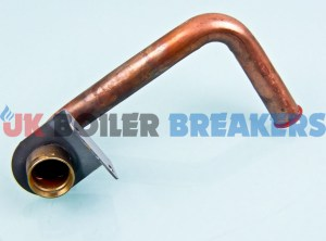 baxi 5121479 spare flow pipe assembly (sl) 1