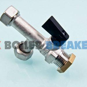 baxi 248226 tap isolation dhw return 1
