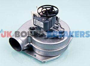 baxi/potterton 5105946 fan assembly 50l 1
