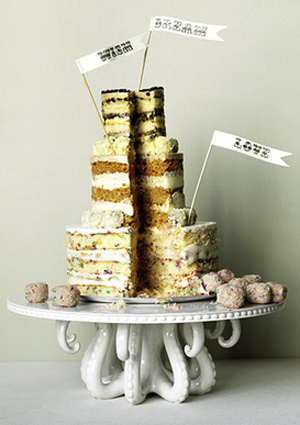 10 Wedding Cakes Tips For 2014 UKbride