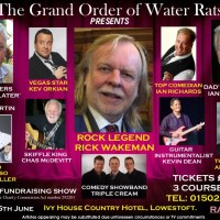 The Grand Order of Water Rats Ivy House Country Hotel