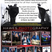 Hawes Photography - advert
