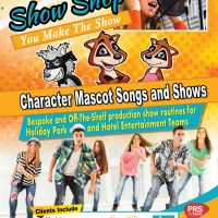 The show shop advert