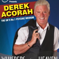 Derek Acorah advert