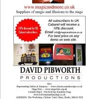 David Pibworth productions