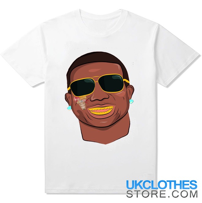 791846f69 GUCCI MANE FACE T-SHIRT. UK Clothes Store > ...