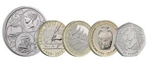 2019 Annual Coin Set