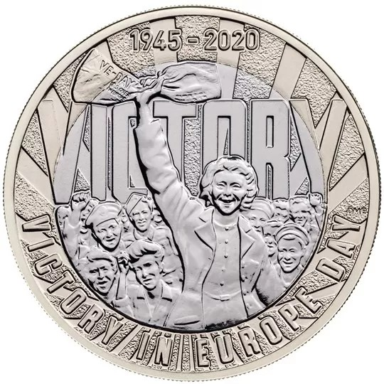 VE Day £2 Coin