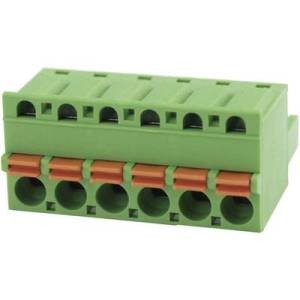 Degson Pin enclosure - cable Total number of pins 2 Contact spacing: 5.0 mm 2EDGKD-5.0-02P-14-00AH 1 pc(s)
